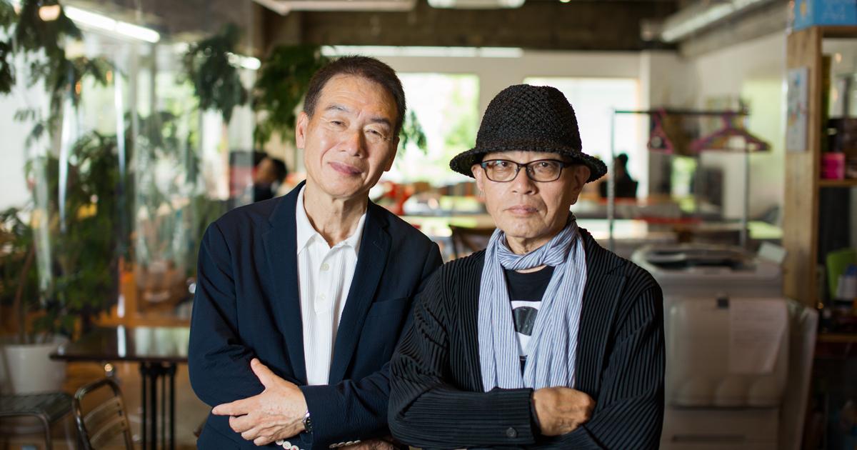 リクルート創業者・江副浩正が、起業家たちに信奉されつづける理由 『江副浩正』著者の2人が語る2つの「カンジョウ」とは